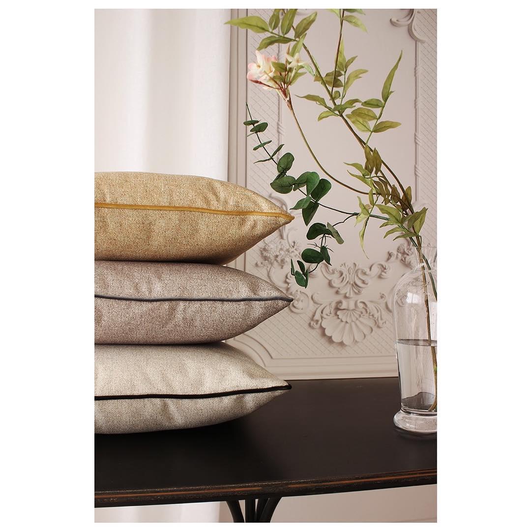 Almofadas Ness. Almofadas modelo Ness.  #castillatextil # decoração #hogar #decorat ...