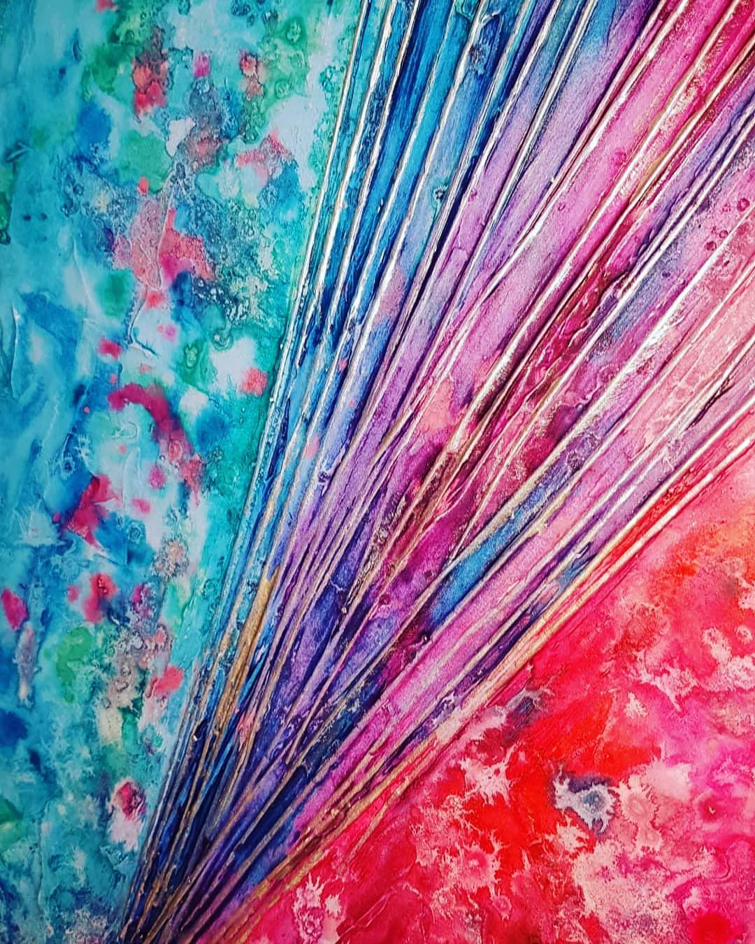 # Abstrato # Design # Cor #deco # decoração #amor #homedecor #home #Pintar #pl ...