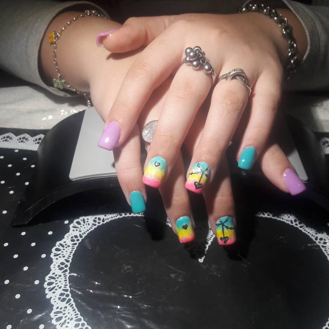 # unhas # unhas esculpidas # nailstyles # unhas decoradas #handfeet #dicas #Miss ...