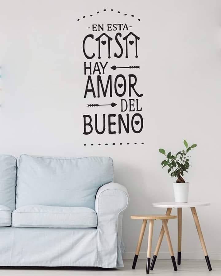 Palavras têm energia, suas paredes com boas vibrações inspirando você! #CruzN ...