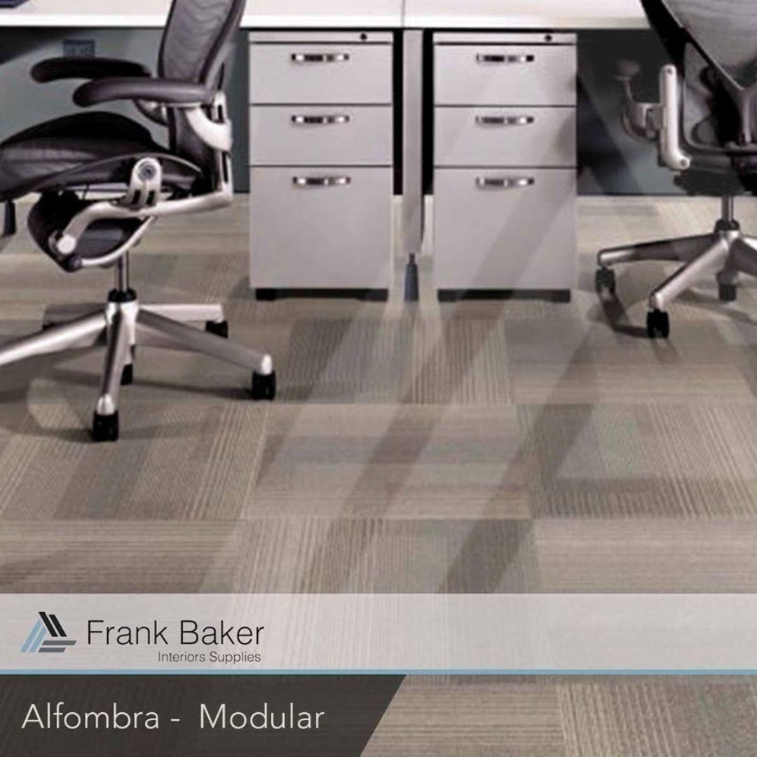 CARPETES MODULARES  Tapetes modulares para escritórios, combinações de ...