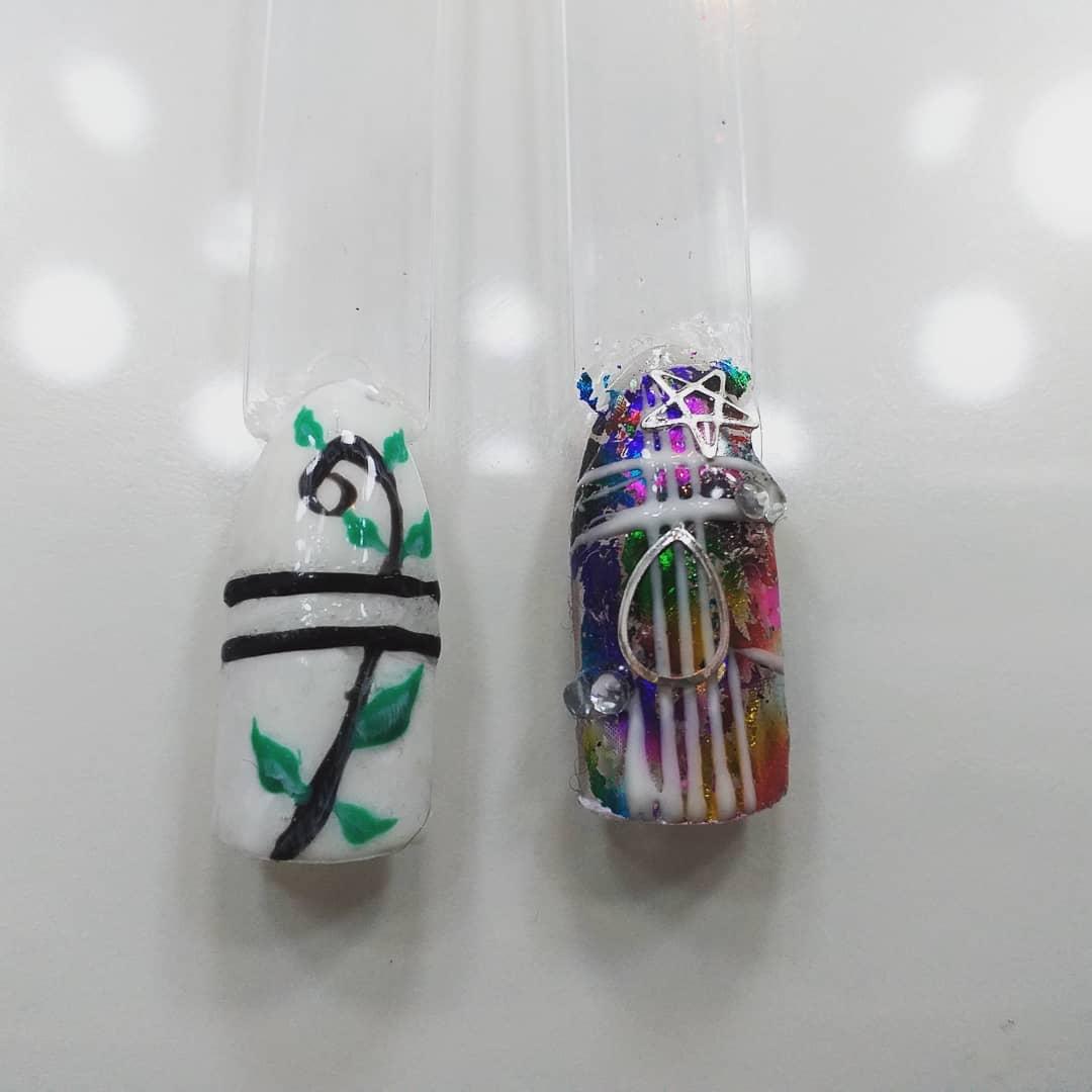Nails art # uñasdecoradas # decoraciondeuñas #nailsart #nails #nailsbeutypalma ...