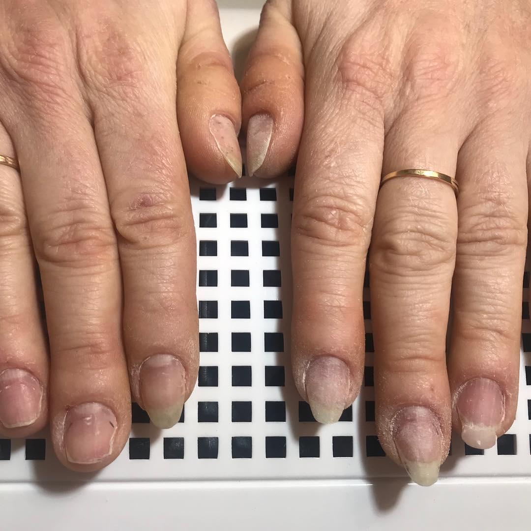 # nailbellas # decoraçãowings #permanent nails # naildesign # uñasgel # uñasrefor ...