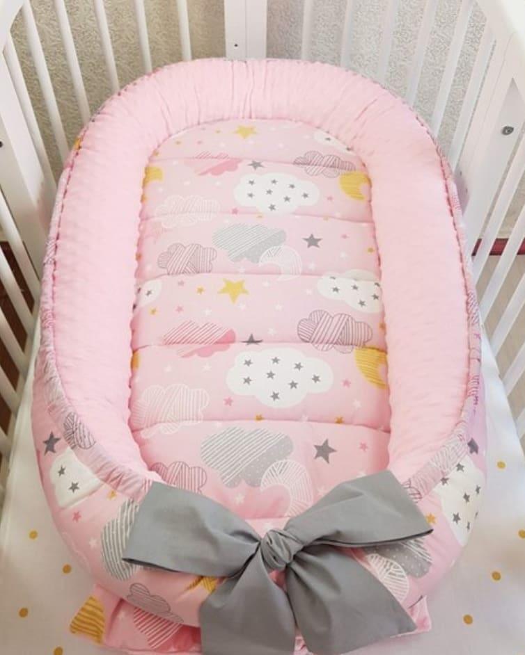 Nós personalizamos os ninhos para o seu bebê #homesweethome #decohogar #homedeco #deco ...