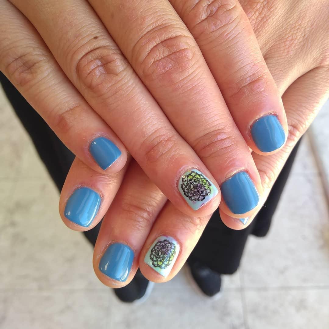 Esmalte Semipermanente Nós esperamos por você em Doctor Ceraso 1660 # naildecorated # nail ...