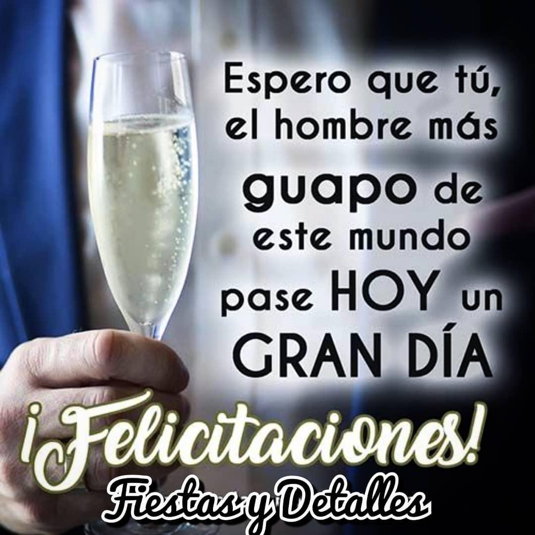 Festas e detalhes quer desejar a todos os homens e cônjuges um excelente e ...