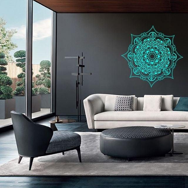 Mandala design ... para o seu quarto, morar, etc ... modernizar ......
