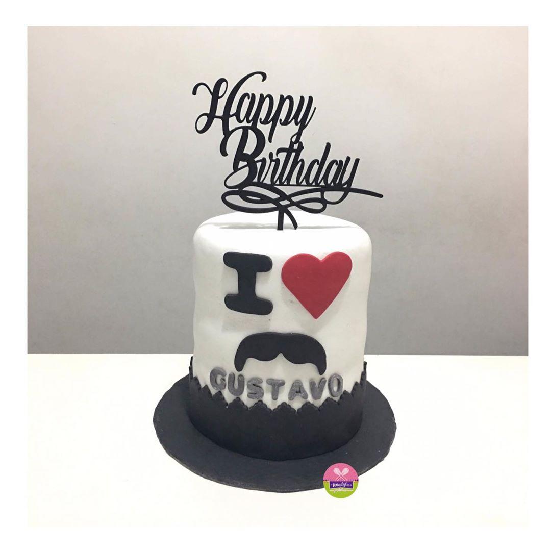 Feliz Dia do Homem! # MandyluPastelería # PasiónPorElChocolate. # Cake #Gall ...