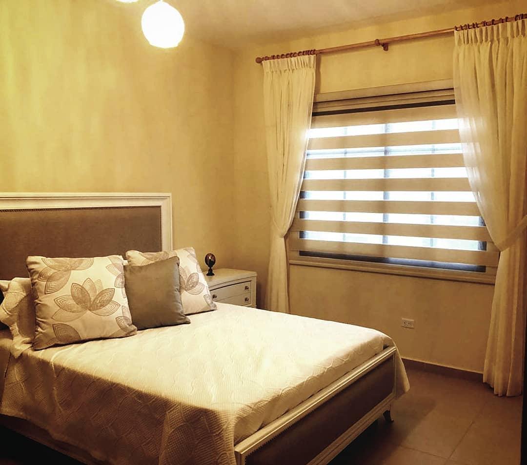 Um quarto de hóspedes com uma boa neutralidade que o convida a descansar! #Te ...