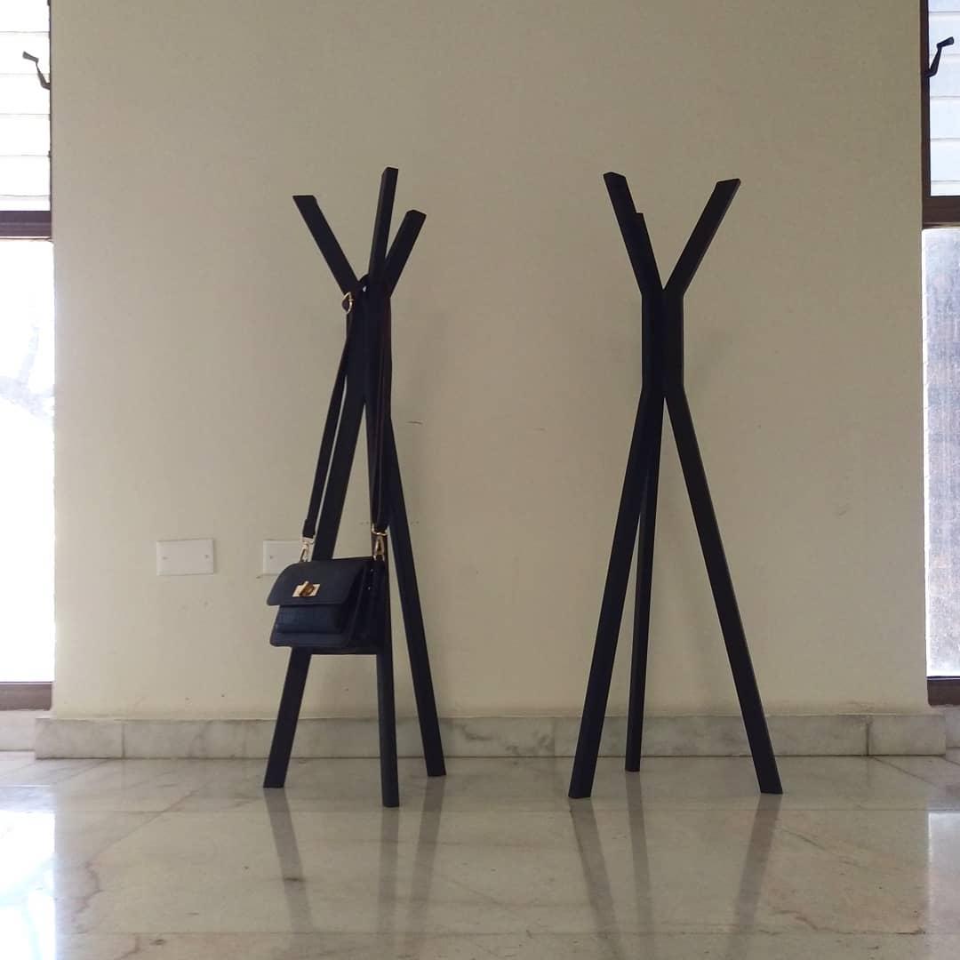 Mini Combo 1 x 0,35 x 0,35 metros # interiordecoration #artsteel #perchero #acero ...