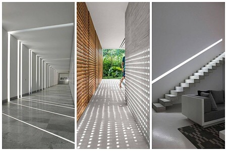 A luz nos inspira! #light #architecture # decoração #agrincoinversora ...