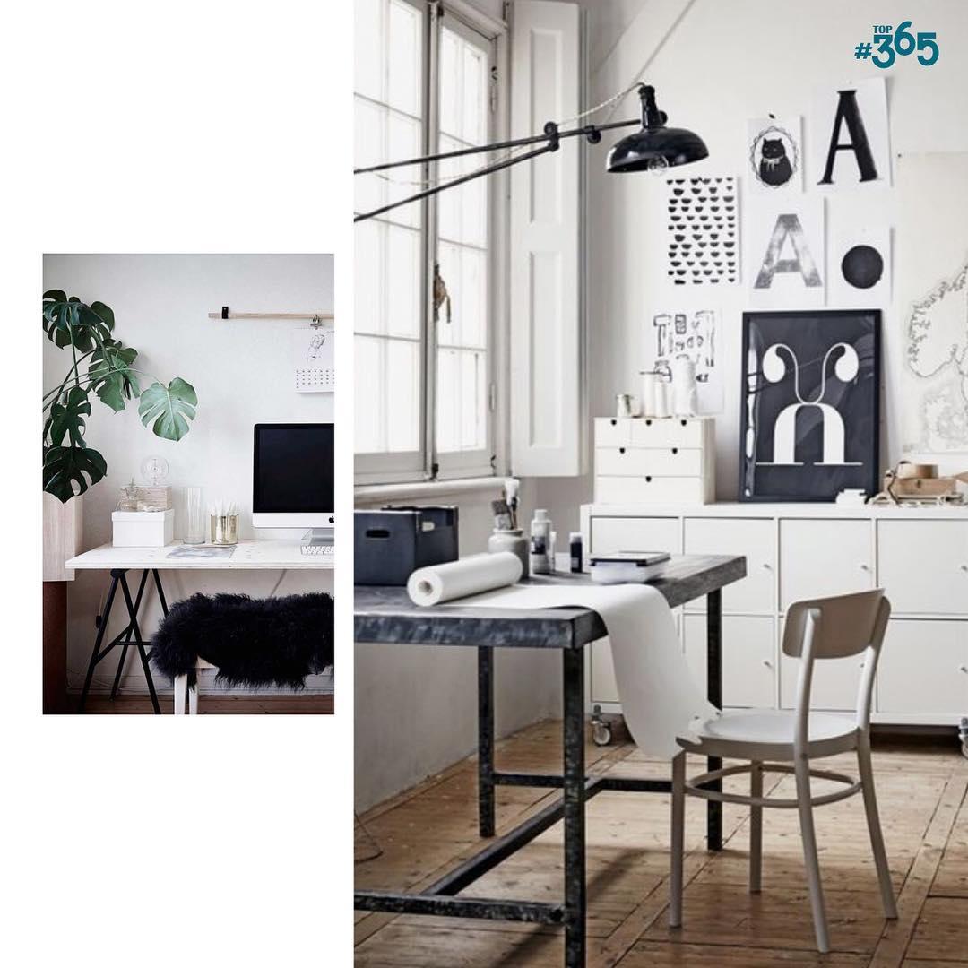 Você trabalha em sua casa? Veja estas opções modernas e práticas para criar um ...