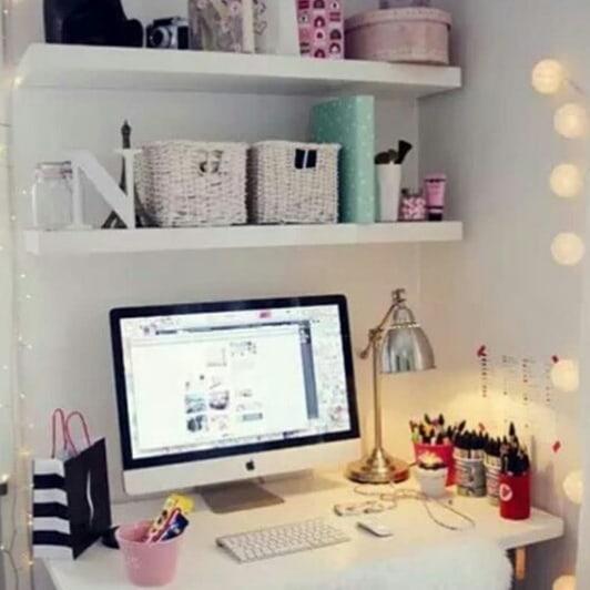 Espaços brancos decoração de casa # decoração de interiores # decoração #ideas ...