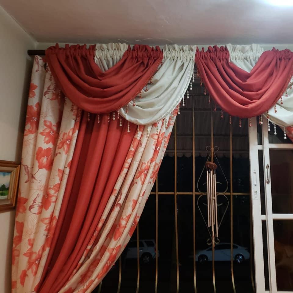 Cortinas como estas e mais em Enjoy e Joyce # cortinas # almofadas # gamesbabies # alfo ...