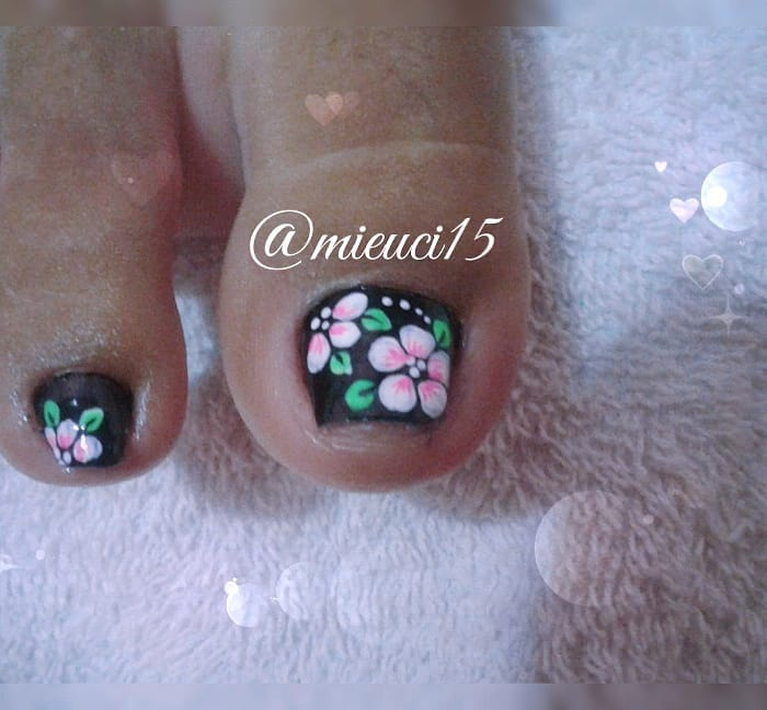#nailsdesigns #design designs #designs #design #flowernail #flow ...