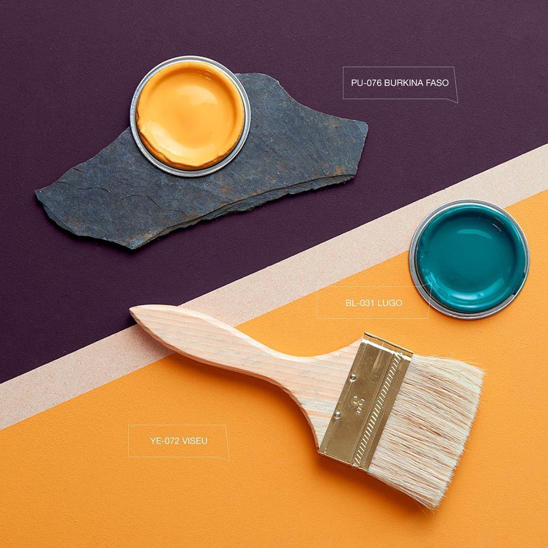 Seja ousado com as cores e seja criativo usando modelos para criar designs ...
