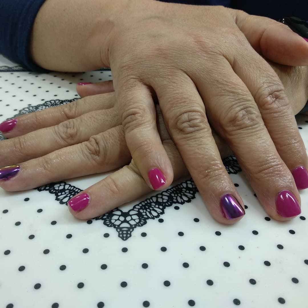 Semi-permanentes # unhas # unhas # unhas # unhas, unhas # cor-de-rosa # unhas # unhas # cor ...
