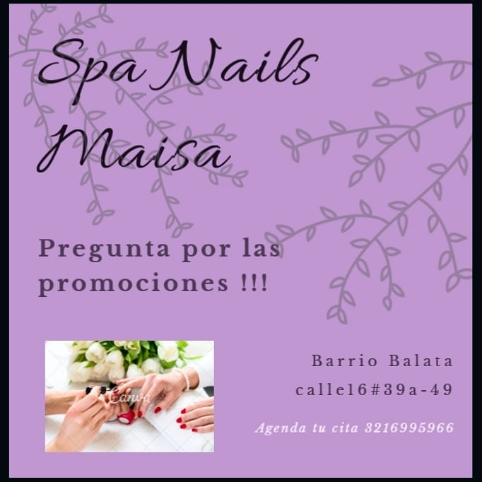 #spanailsmaisa #spamaisa # uñassemipermanentes # uñascrilicas #conventionalnails ...