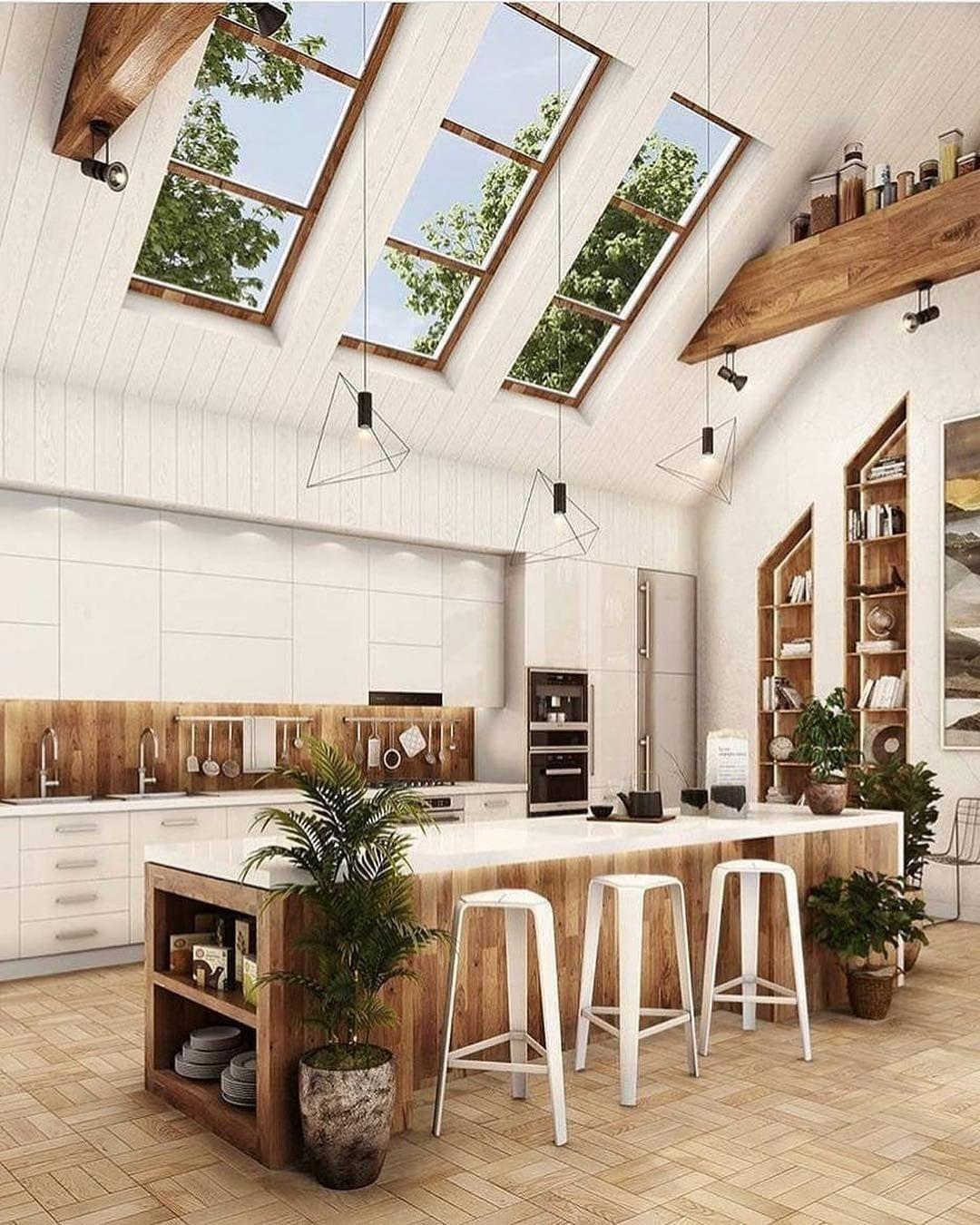 Cozinha incrível por Marko Lukic Escreva seu comentário e siga-nos em @puntogar ⠀ ...