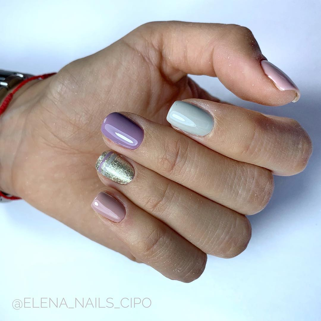 1.30hs remova o esmalte semipermanente com morango cerâmico, manicure russa ...
