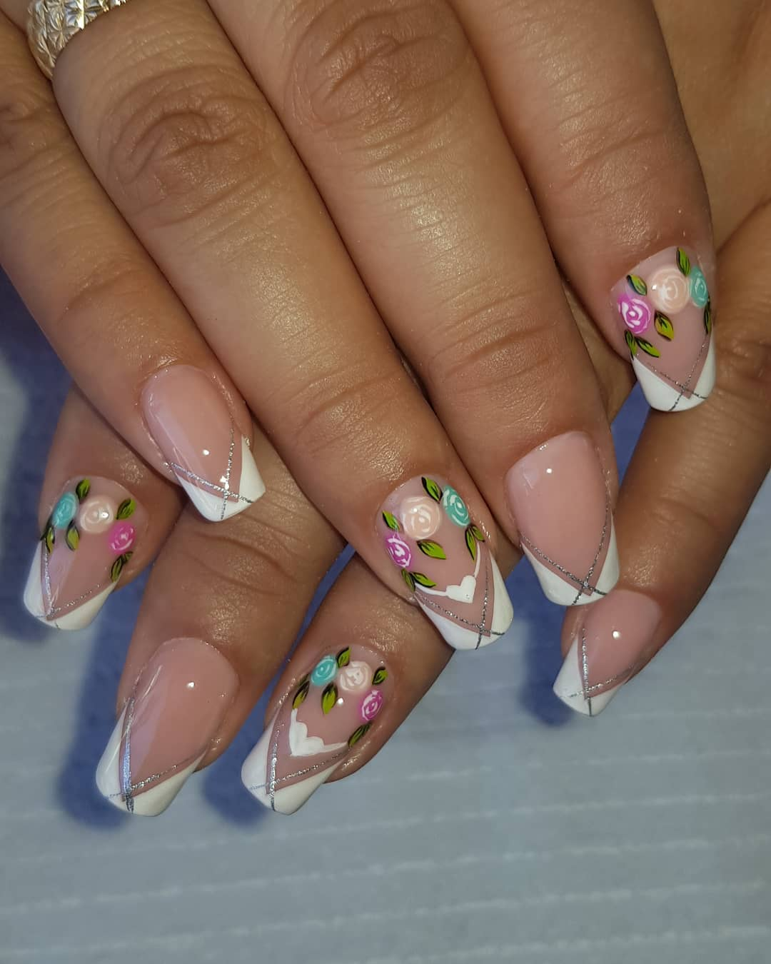 #picture #nails #paintingpaintings #paintinglinks #nailart #paintings #pictures # ...