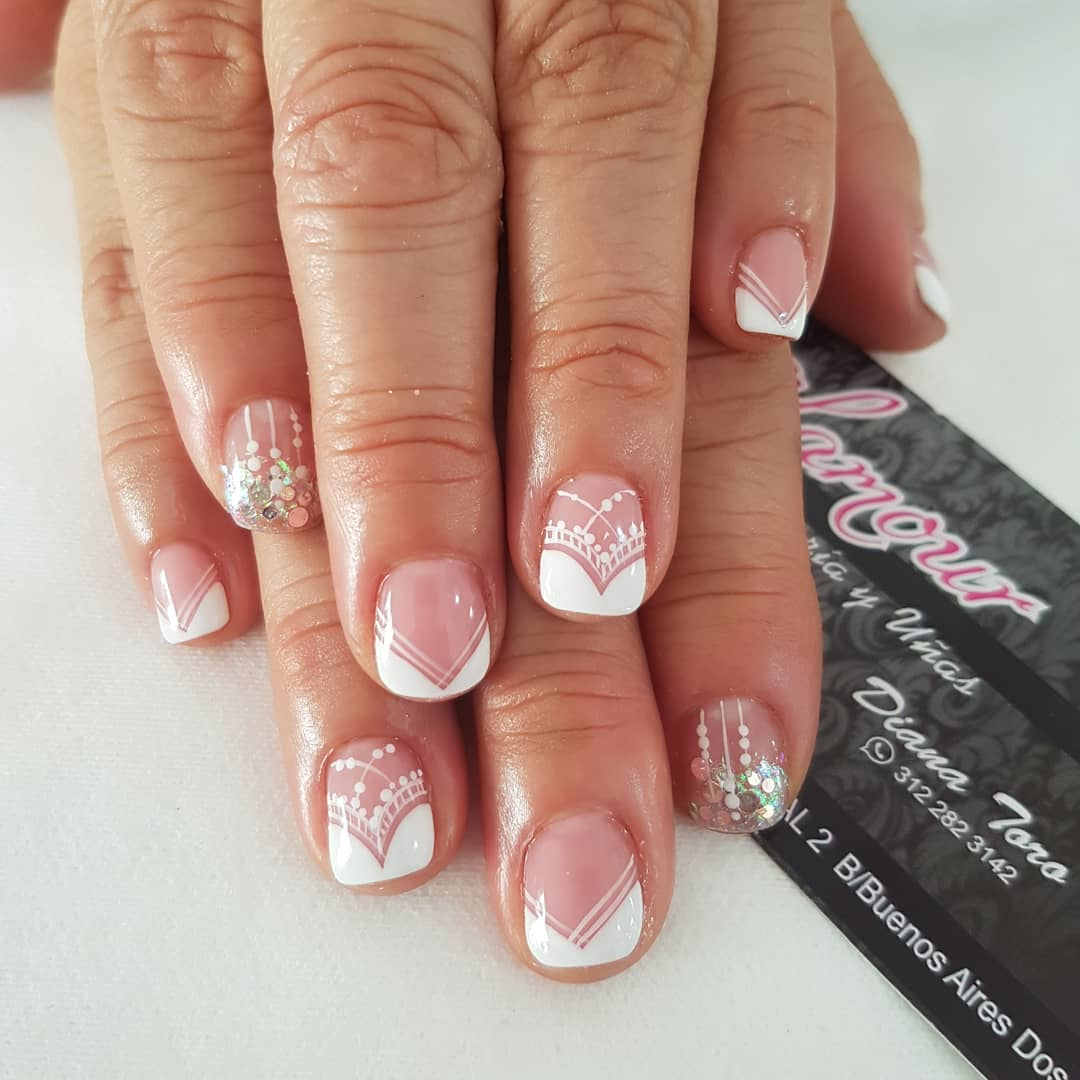 #Amoloquehago permanente #nails #manicure #pedicure #nailsoftheday #nailart ...