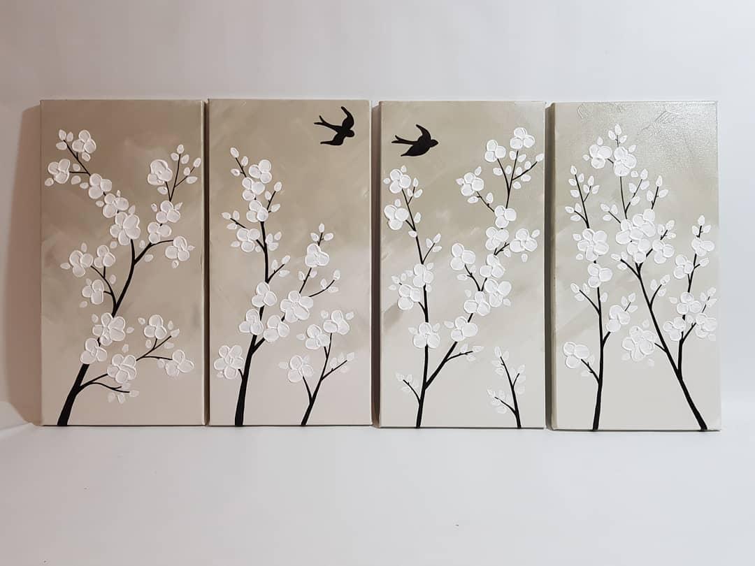 Trabalho Paiwa  CONSULTAS POR PARTICULAR  ℕ  ℕ Pintados à mão! Texturizado! ...