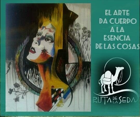Pinturas pintadas à mão em acrílico sobre tela #Rutadelaseda #decoracion #dise ...
