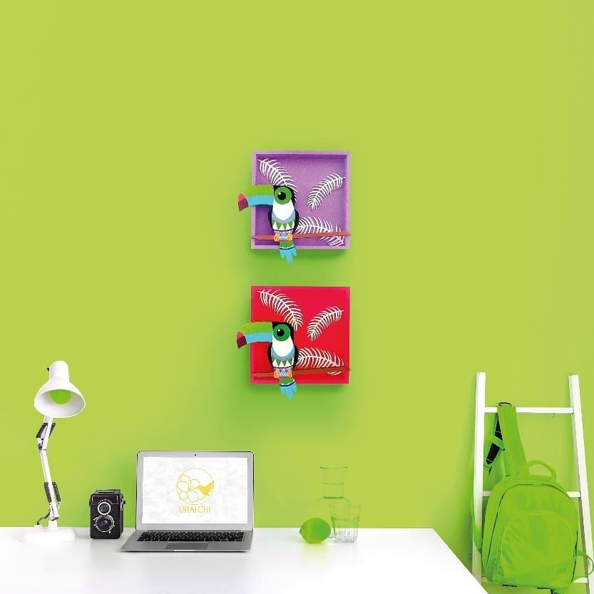 Combine como quiser!  Personalize o seu espaço com belas pinturas que serão ...