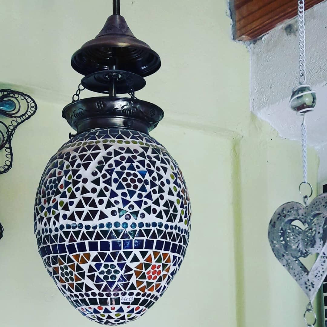Lâmpada pendurada #arte # design # decoração #Zapala ...