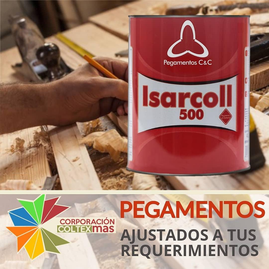 Disponível em nossa loja física ISARCOLL 500, cola de contato com base ...