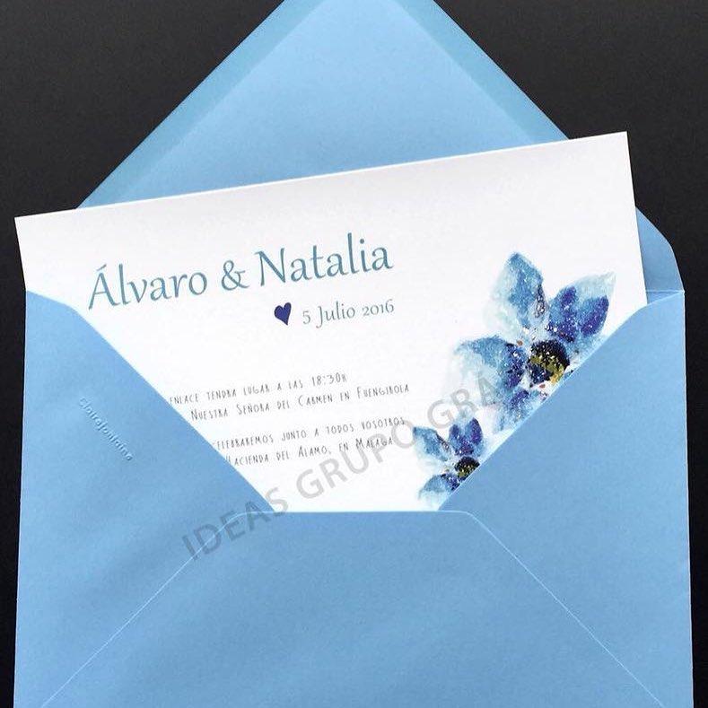 Os #invitations do #boda são muito pessoais: além de informar nossos ...