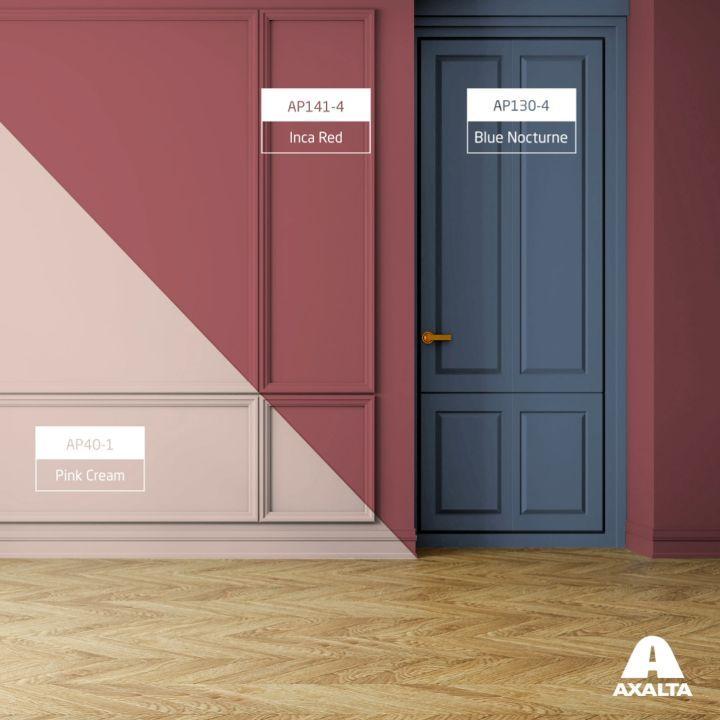 Trazer vida para as entradas de seus quartos com as cores da Axalta. #HomeDe ...