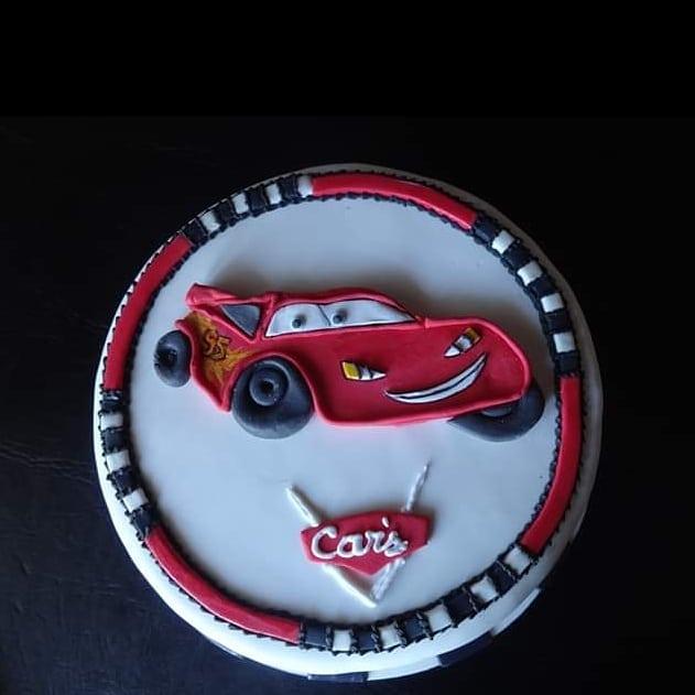 Disney Cars Cake #carros #torta #cakecars #autos # decoração #disney ...
