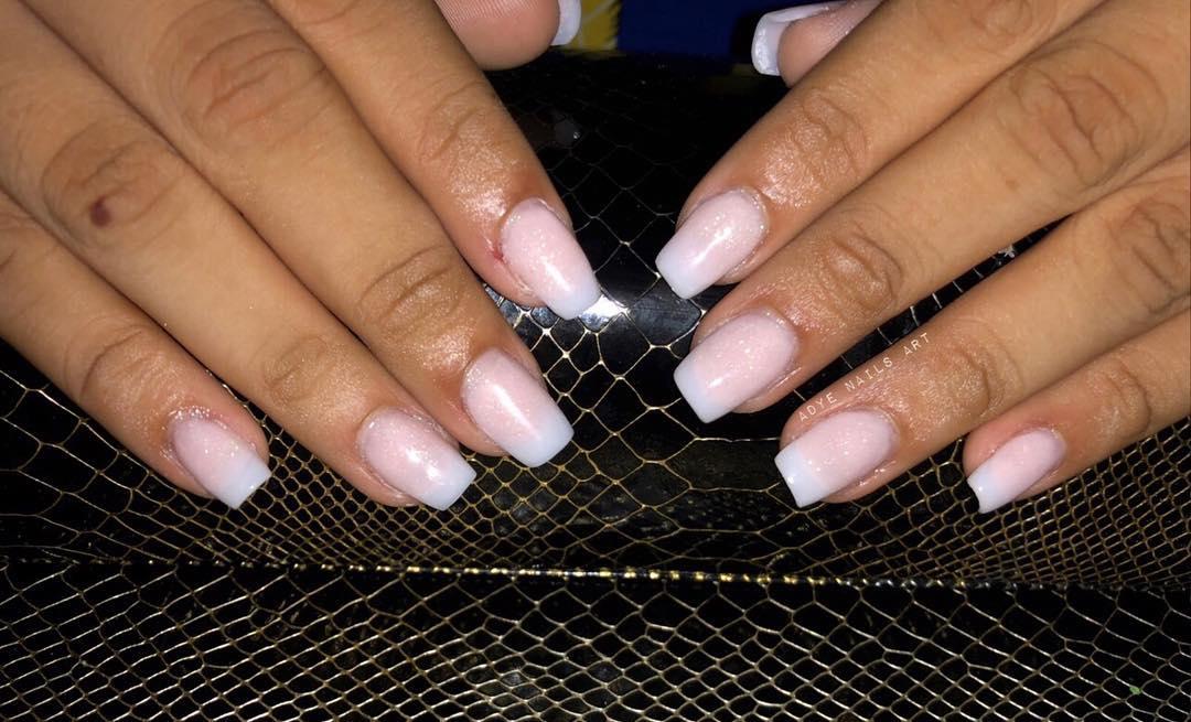 Unhas esculturais . . . . . #nails #glitternails #nailsofinstagram #nailsnails ...