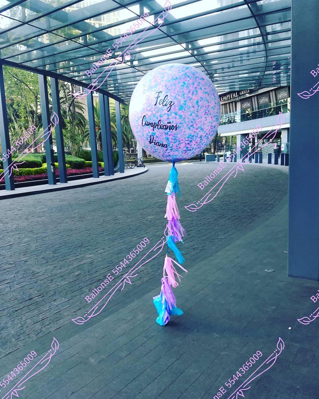 Parabéns Diana #Ballons_e #Globotes #Detalhes #Sorpresas #CreandoIlusioneS # ...