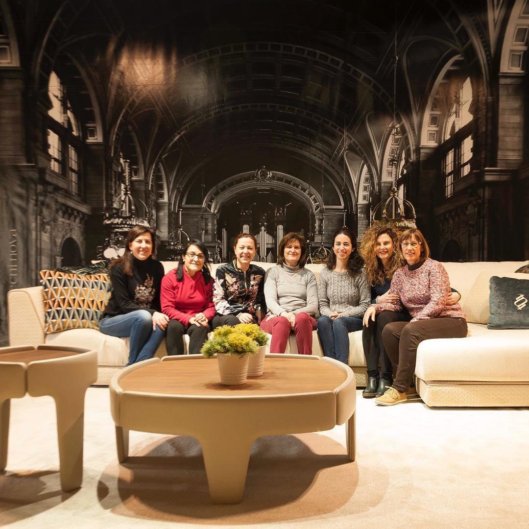 Trabalho e dedicação das mulheres que compõem a equipe da Tecni Nova. Orgulho ...