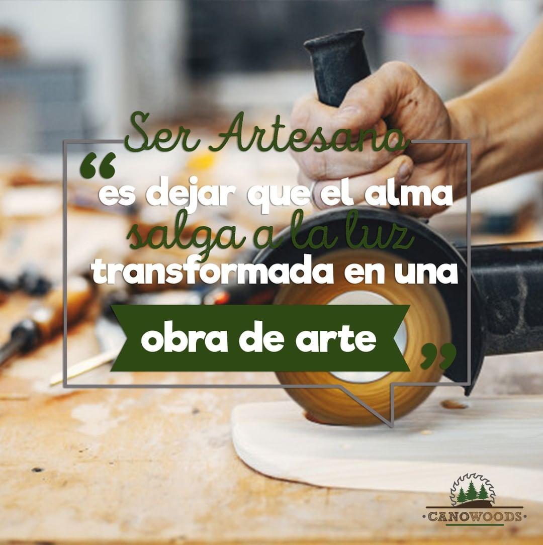 Feliz dia do carpinteiro! . . #CanoWoods #Madeira #MaderasalMayor # Carpintaria ...