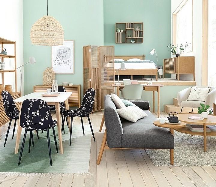 Com estas soluções para pequenas casas de @maisonsdumonde_es a falta de espa ...