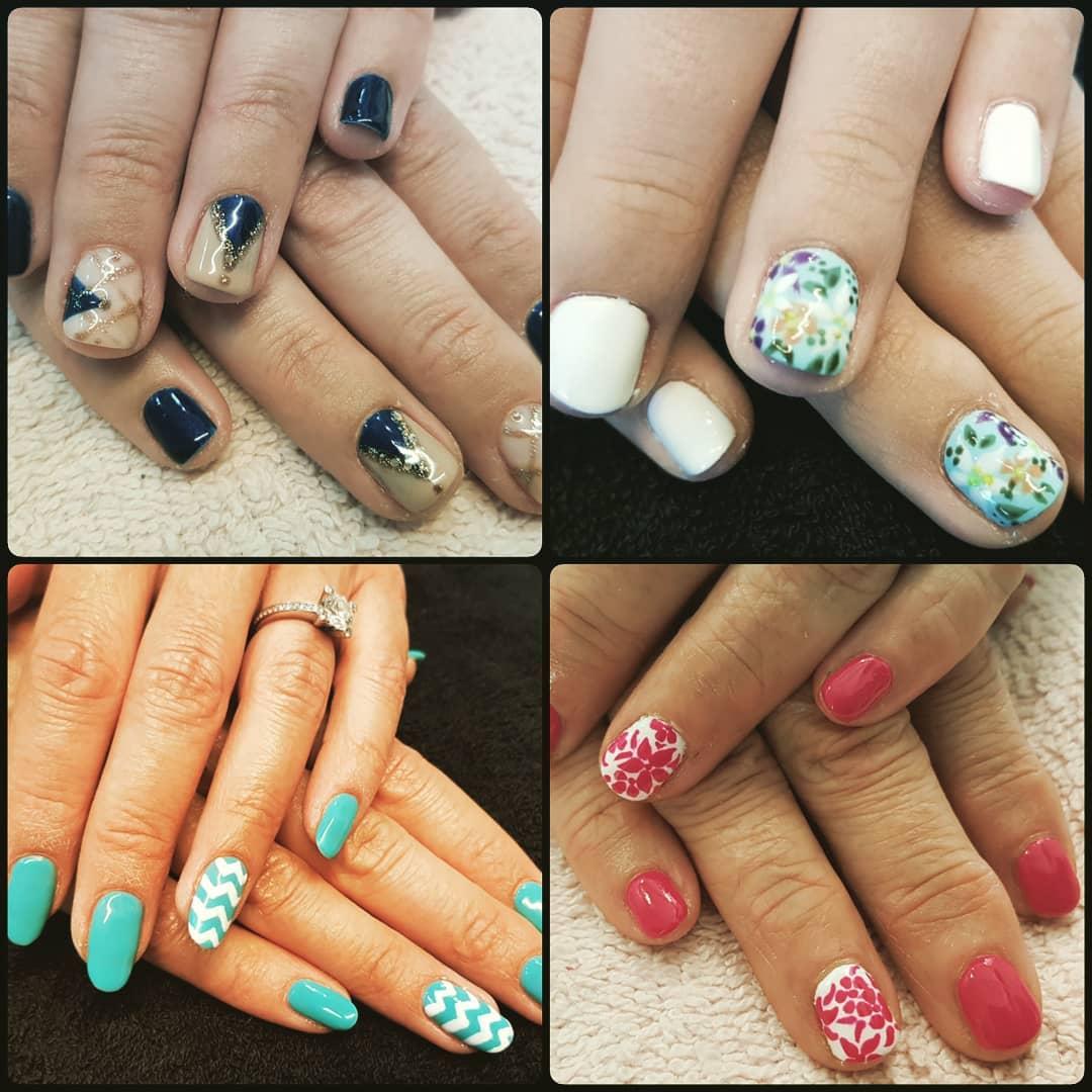 Sempre atualizado na decoração de unhas !! # unhas # unhas decoradas #least # nailart ...