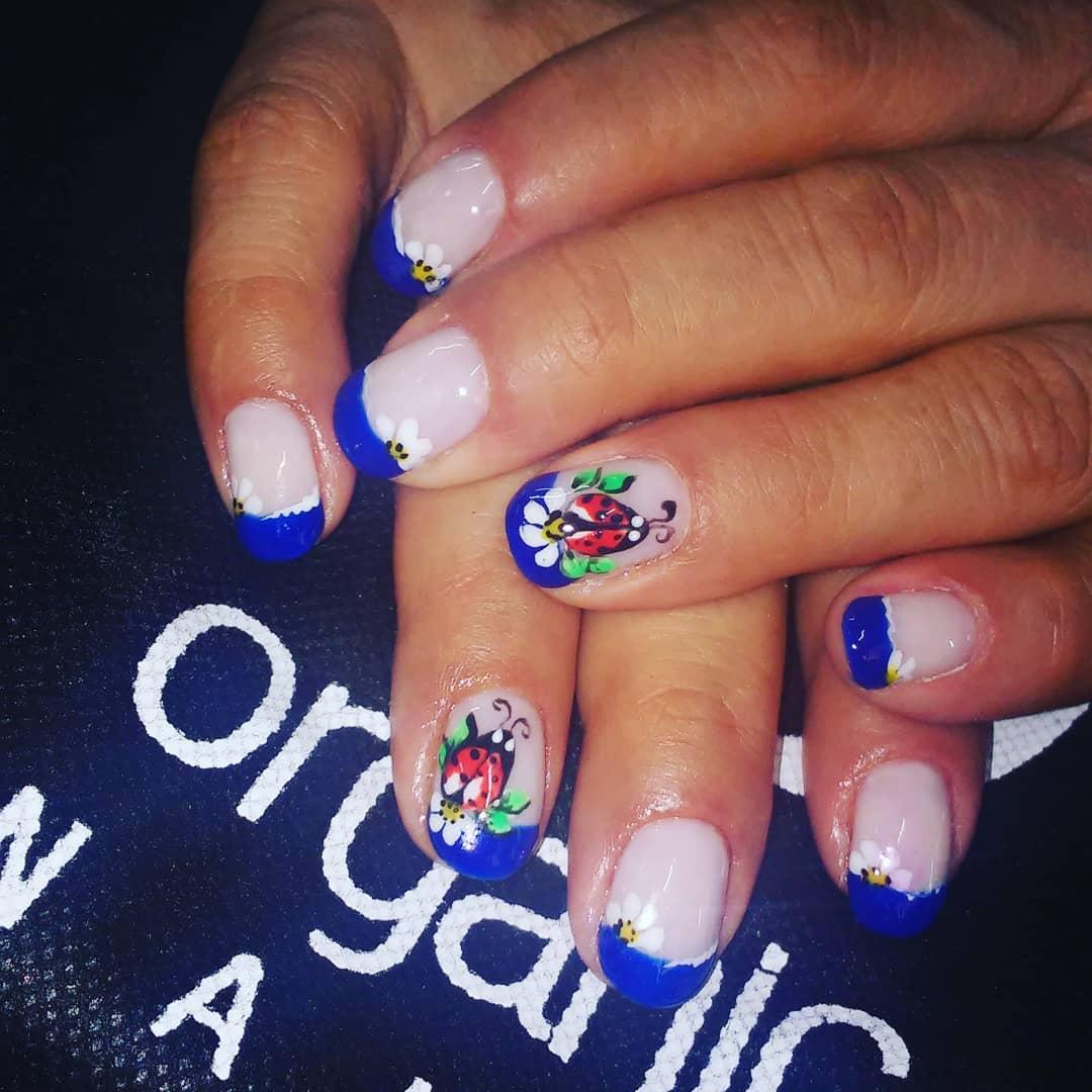 #Nails #semipermanente # decoraciondeuñas #manicure #Criatividade # unhas #maquillaj ...