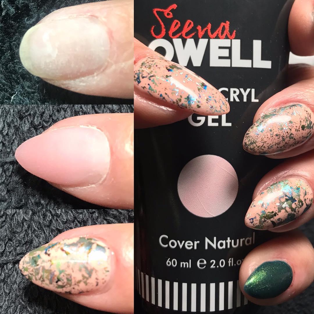 Experimentando novos produtos #manicure #manicure #manicure #manicures # nails #nails ...