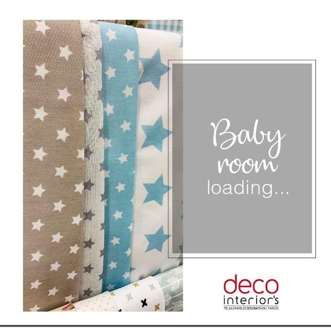 Encontre os desenhos mais doces em tecidos para o quarto do seu bebê. Você gosta ...