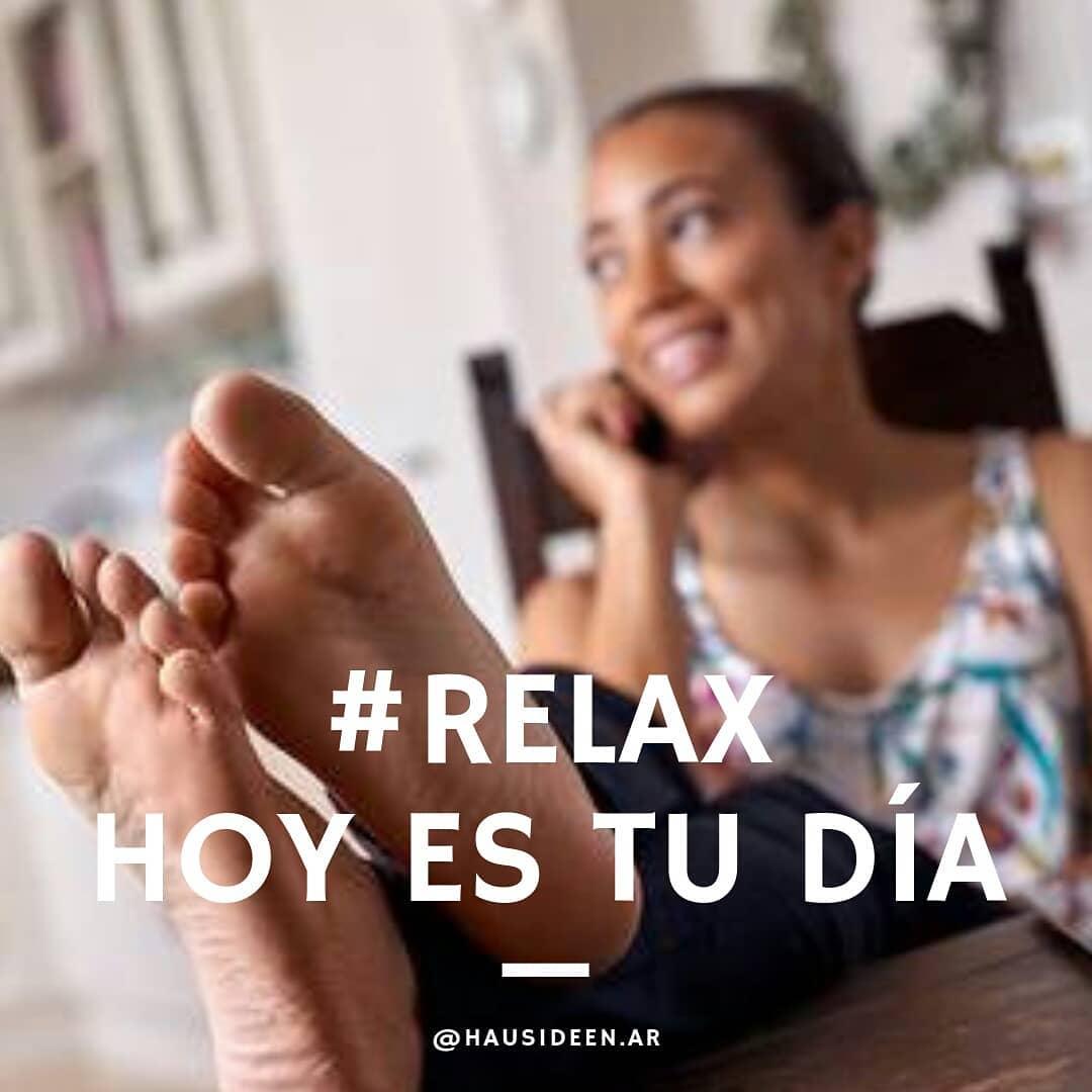 #Relax Chegou na sexta e hoje também é o seu dia. Feliz dia das mulheres . Aproveite ...