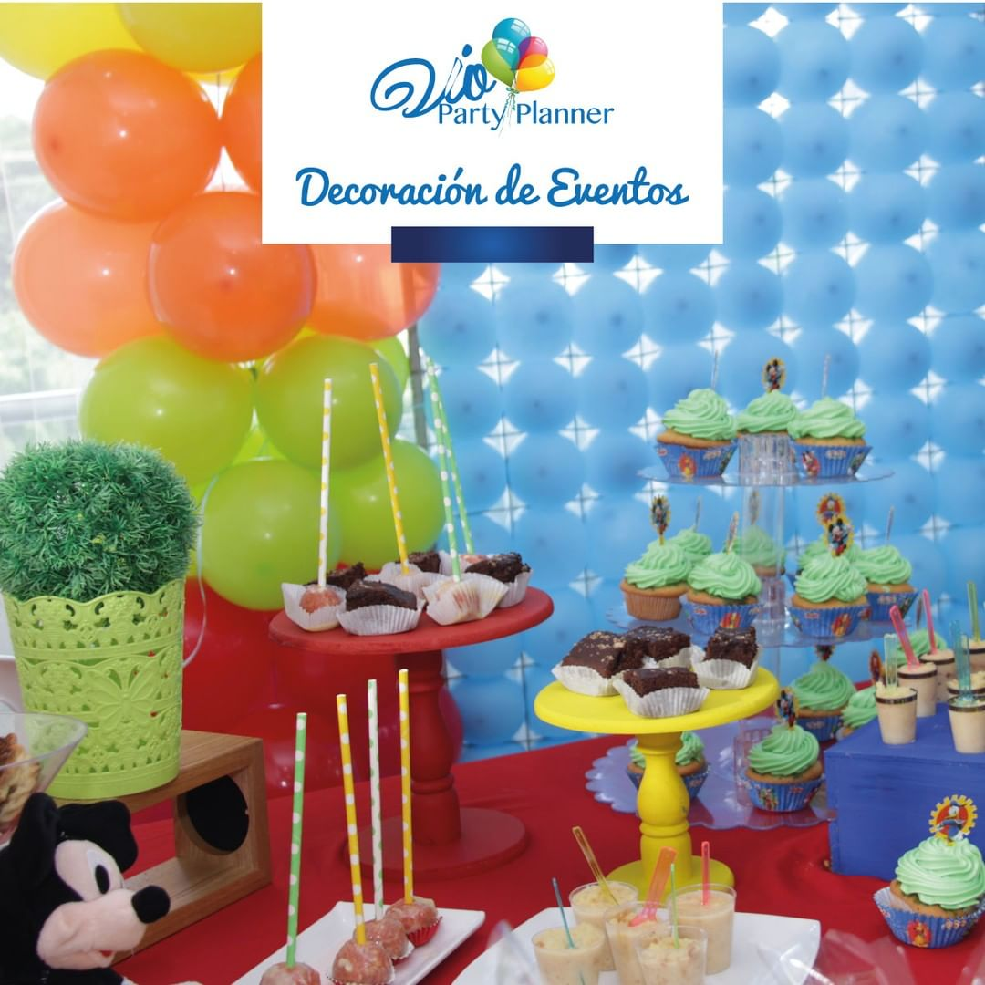 Você quer decorar sua festa de aniversário? Deixe em nossas mãos, esqueça ...