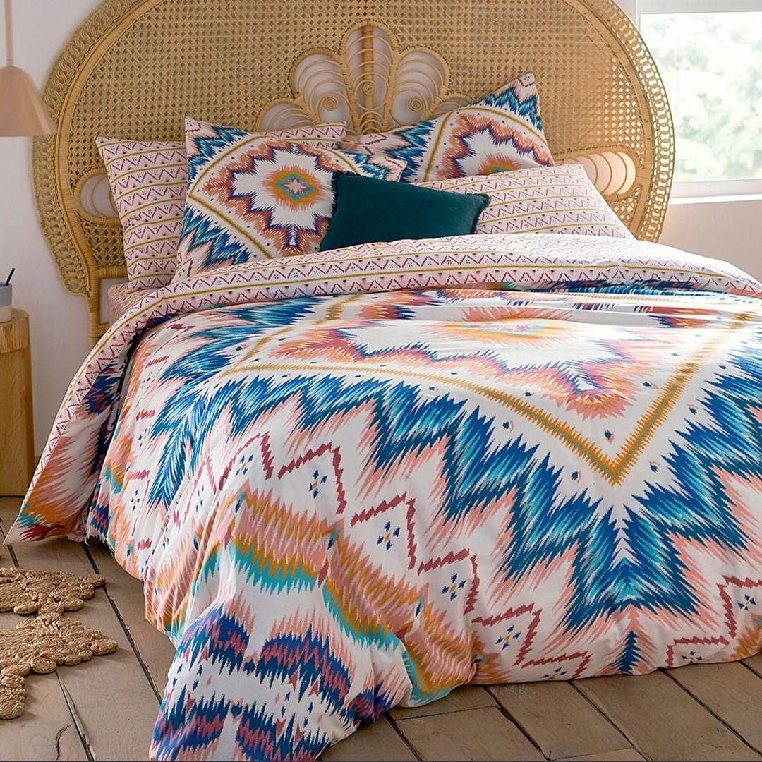 Nesta primavera os #dormitorios são renovados com um estilo boêmio e artesanal, c ...