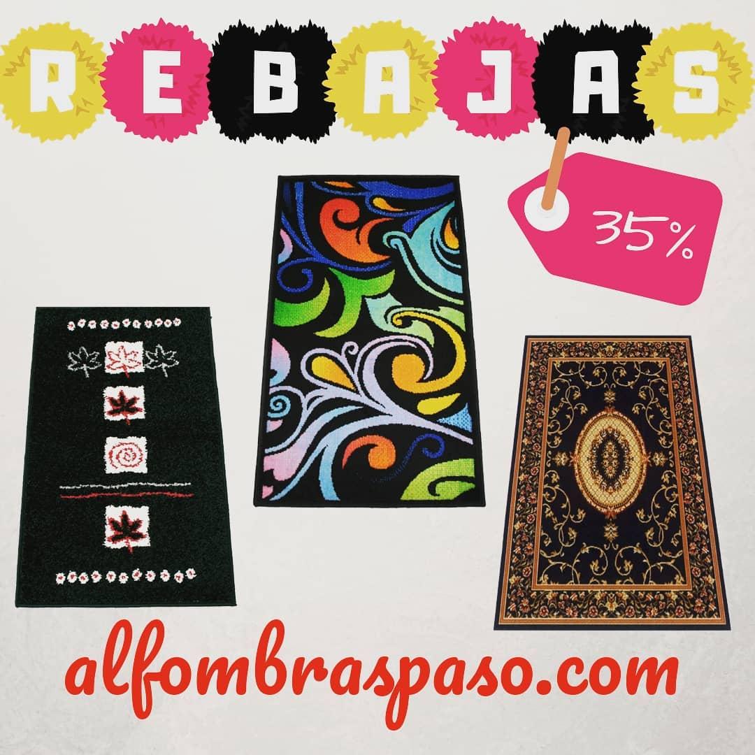 Atenção! Nós somos #rebajas! . Nós temos todos os #alfombras ® #Trance #Mamlu ...