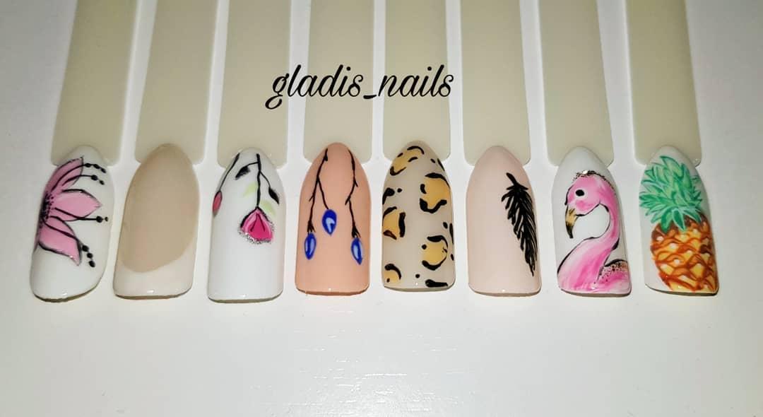 #nailsnailsnails # uñastarragona # uñasildas # nailsdecoradas # unhas # uñasinstagram ...