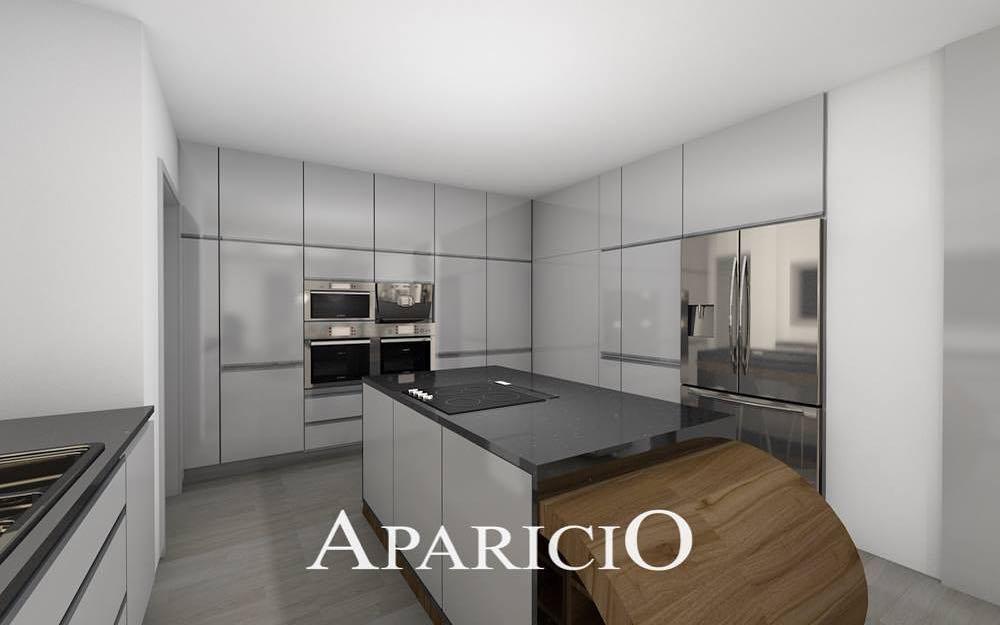 A cozinha dos seus sonhos . . . . . . . . . . . . . #Aparicio #Muebles #Home #De ...