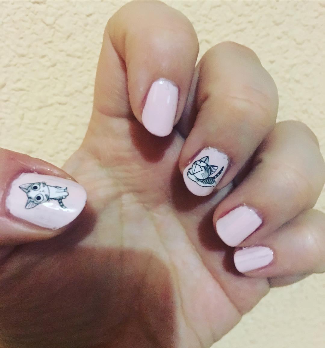 Eu trabalho para chinês, mas desafio, entendi! #nailart #nails #nail #nails # ...